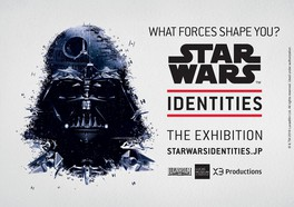 STAR WARS Identities: The Exhibitionが寺田倉庫で開催