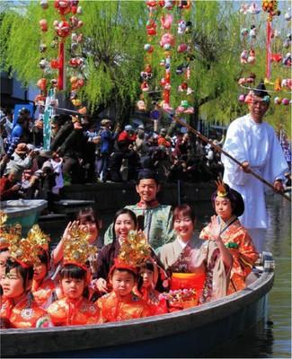 柳川 さげ もん 祭り 2020