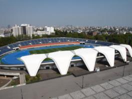 駒沢オリンピック公園総合運動公園陸上競技場