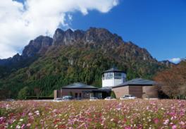 妙義山を鑑賞するのに絶好のスポット