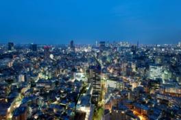 恵比寿ガーデンプレイスタワー 展望スペース トップオブヱビス