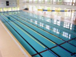 本格的な泳ぎが楽しめる施設
