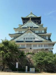 高さ50mの展望台からは大阪市内を一望