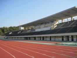 松江市営陸上競技場