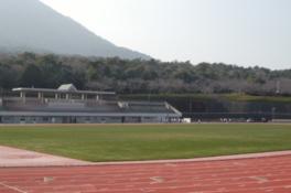 島原市営陸上競技場