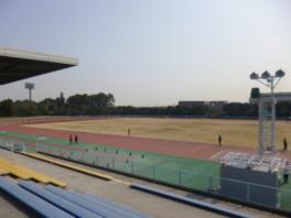 陸上競技場をはじめ、各施設内にはバリアフリー設計が充実している