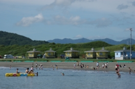 三石海浜公園オートキャンプ場