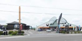 十和田、八幡平、男鹿半島などの観光地への中継地点に位置し便利
