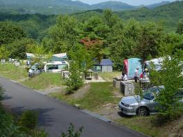 津黒高原キャンプ場
