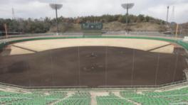 広島県立びんご運動公園野球場(しなまみ球場)
