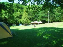 栗山公園キャンプ場