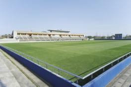 サッカー専用スタジアムならではの環境が整っている