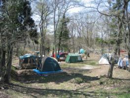 西蔵王公園キャンプ場