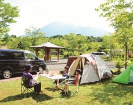 妻の神広場キャンプ場
