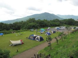 休暇村網張温泉キャンプ場