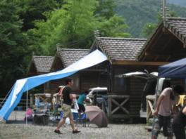 池の島キャンプ場