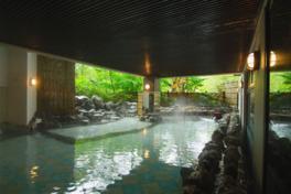 別館露天風呂の伊達の湯