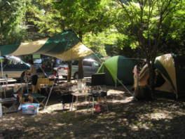 猪の頭オートキャンプ場