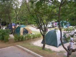 医王の里オートキャンプ場