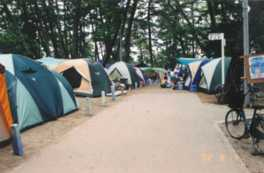 若狭和田キャンプ場