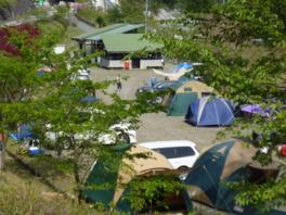 金剛緑地広場キャンプ場