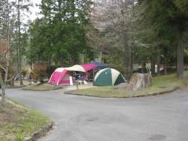 矢野温泉公園四季の里キャンプ場