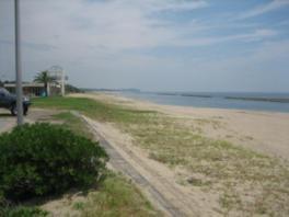 海水浴とキャンプが同時に楽しめるのも魅力