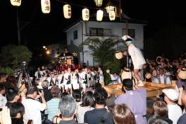 健速神社例大祭「祇園祭」