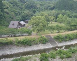 石並川キャンプ場