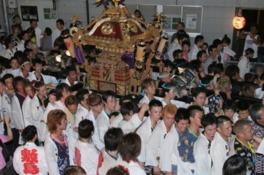 敷島神社夏祭り