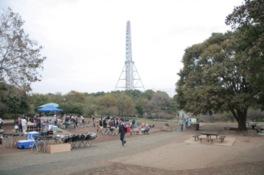 都立葛西臨海公園 バーベキュー広場