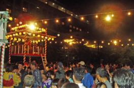 洞爺湖温泉夏祭り2016