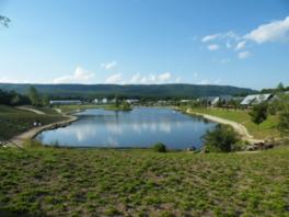 北那須連山の麓に広がる広大なリゾート施設