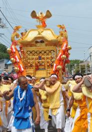ねむろ金比羅神社例大祭