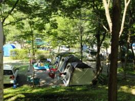 山逢の里キャンプ場