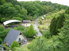 岩倉峡公園キャンプ場