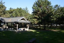 一の宮公園内キャンプ場