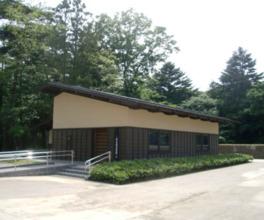 仙台城の概要を展示パネルや模型・映像で紹介する仙台城見聞館