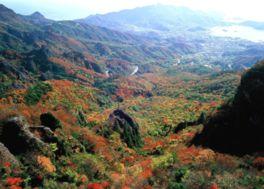 1年を通して様々な山の景色が楽しめる