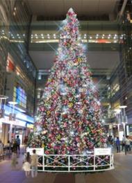 ステスク クリスマスツリー2015 ~Colorful Tree~