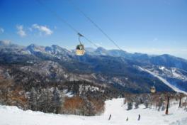 志賀高原 東館山スキー場
