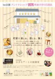 be京都アンテナショップ-町家手作り百貨店(2月)