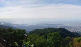 六甲山 絶景!こたつカフェ
