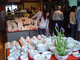 世界一の陶石の産地 天草西海岸陶器市 春の窯元めぐり