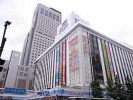 札幌駅直結の便利な商業施設