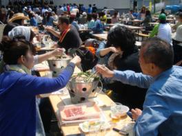 小樽ビール銭函醸造所 ビア&ジンギスカン祭り