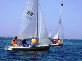 草津ヨット協会「初心者ヨット教室」
