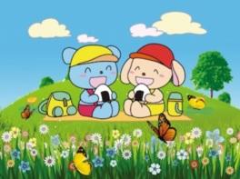 おっきな森でいっぱい遊ぼう! ~幼児の自然体験プログラム~