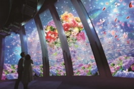 楽園のアクアリウム 2016 FLOWERS