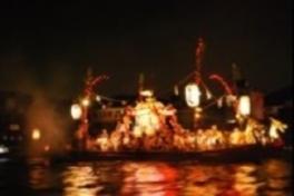 船幸祭(瀬田川花火大会)